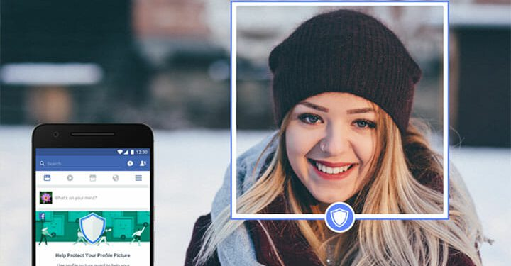 Cách bật khiên bảo vệ ảnh đại diện trên Facebook chống RIP nic facebook