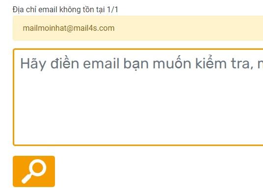 Cách check email thật ảo nhanh và chuẩn nhất