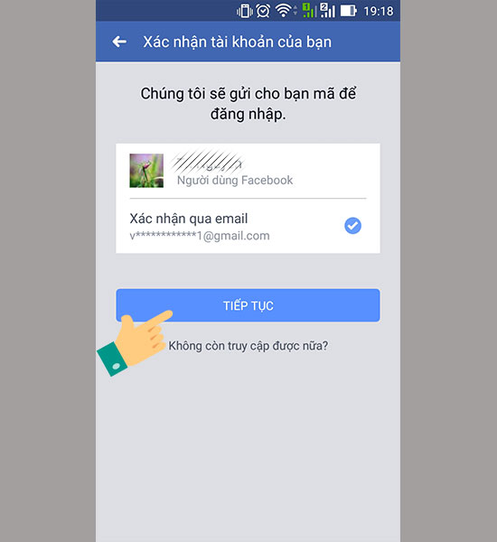 Hướng dẫn cách lấy lại mật khẩu Facebook bị mất bằng email và số điện thoại không cần email