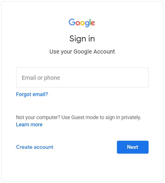 Mật khẩu Email của tôi là gì, Cách lấy và đặt lại mật khẩu Email khi quên
