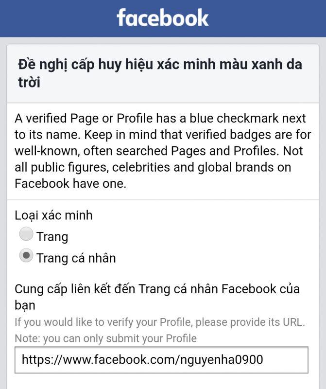 Tích xanh trên Facebook là gì? Ý nghĩa và hướng dẫn đăng ký tích xanh
