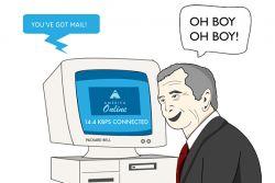 AOL mail là gì? một thời hoàng kim