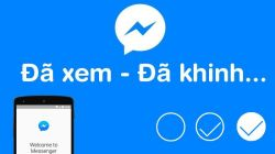 """Cách đọc tin nhắn Messenge của Facebook mà không hiện """"Đã xem"""""""